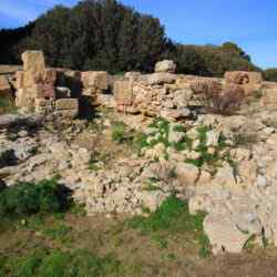 Antikes Mozia in Sizilien